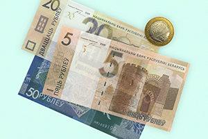 Деньги в Полоцке